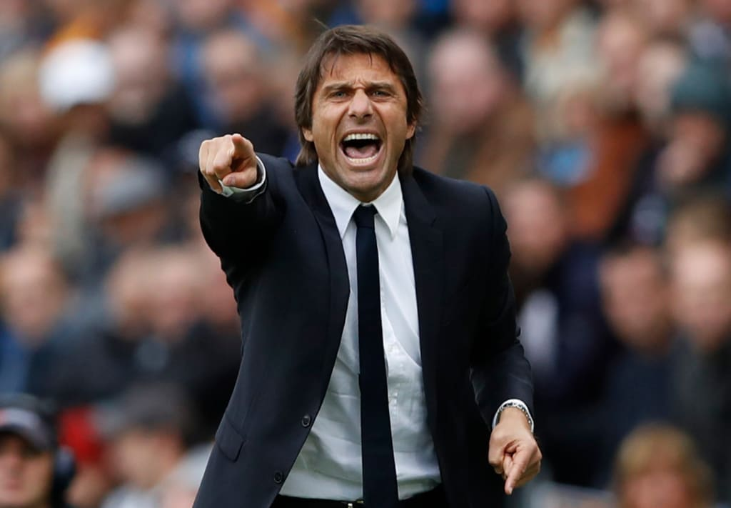 Antonio Conte Set for the Sack or Contract Extension?