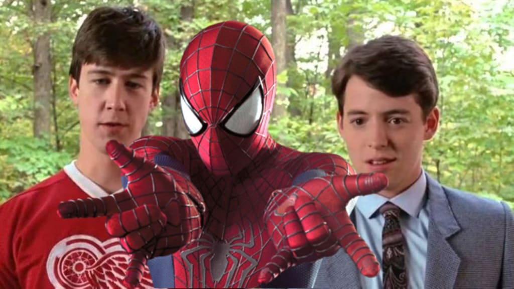 There's an Amazing Connection Between Spider-Man and 'Ferris Bueller' That You Never Knew Existed!