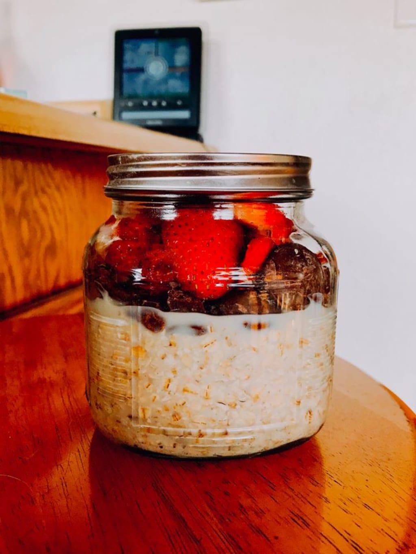 Strawberries, Cream, and Chocolate!
