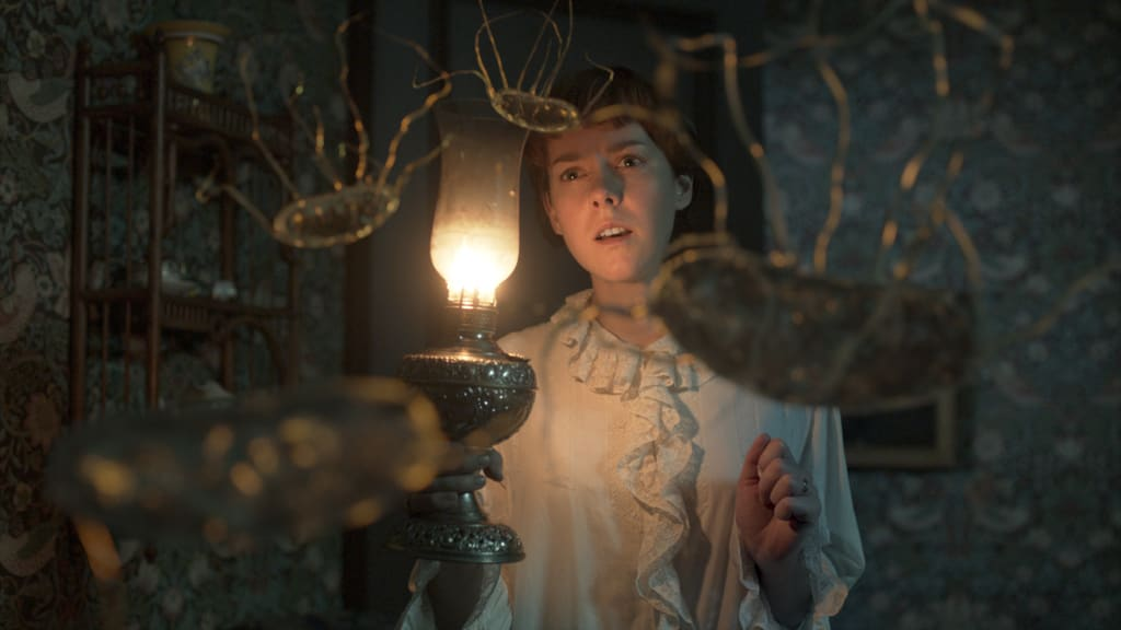 Movie Review: 'Angelica'