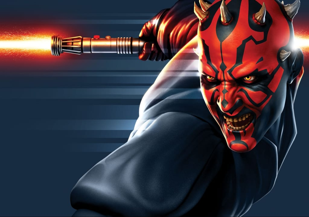 The Return Of Darth Maul In The Latest (Canon) Marvel Star Wars Comics!