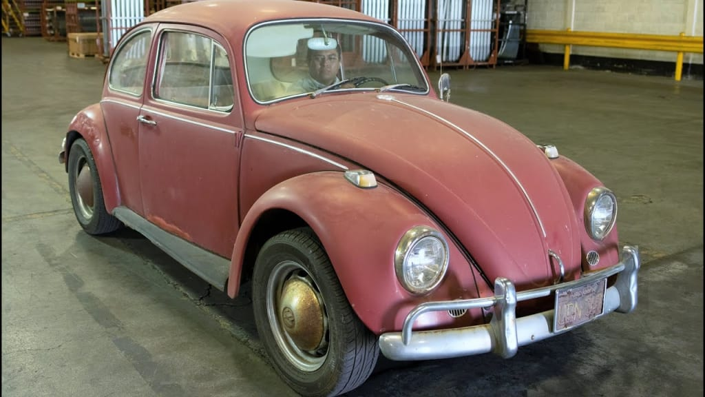 No More Volkswagen Beetles Will Be Made