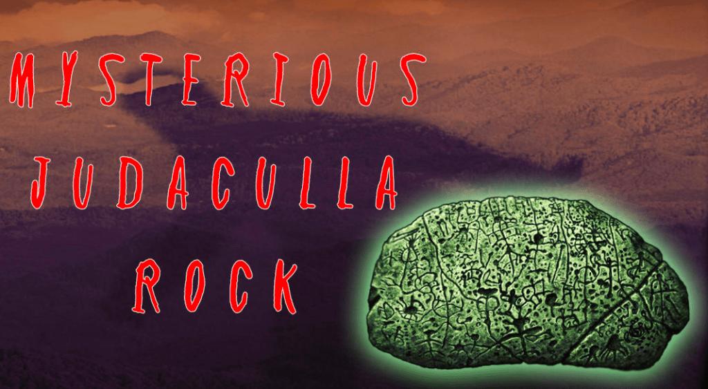Mysterious Judaculla Rock