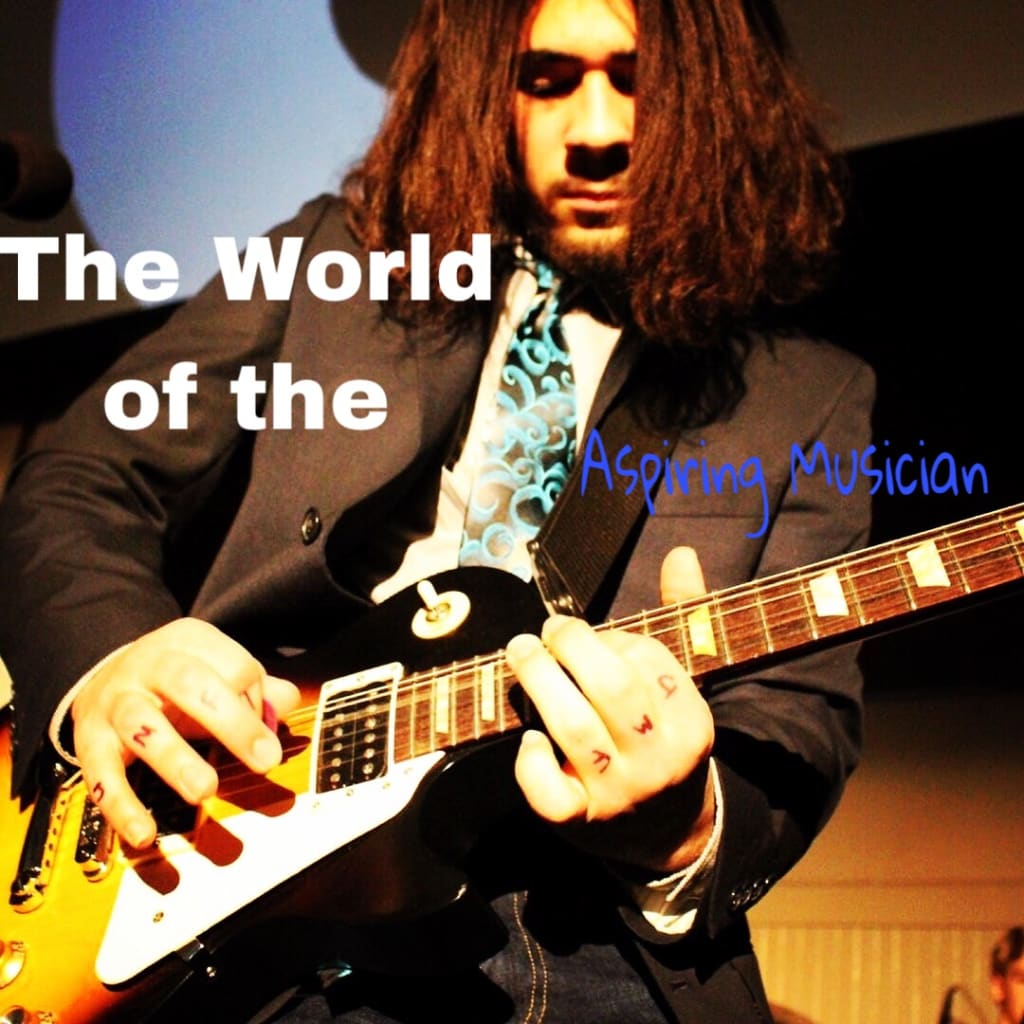 The World of the Aspiring Musician
