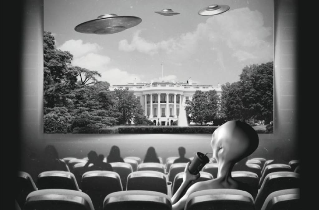 Review: 'Silver Screen Saucers'