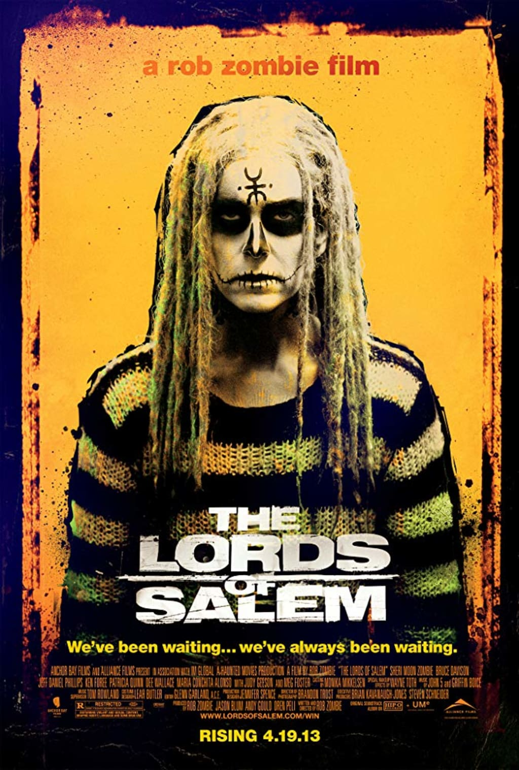 Reed Alexander's Horror Review of 'The Lords of Salem' (2012)
