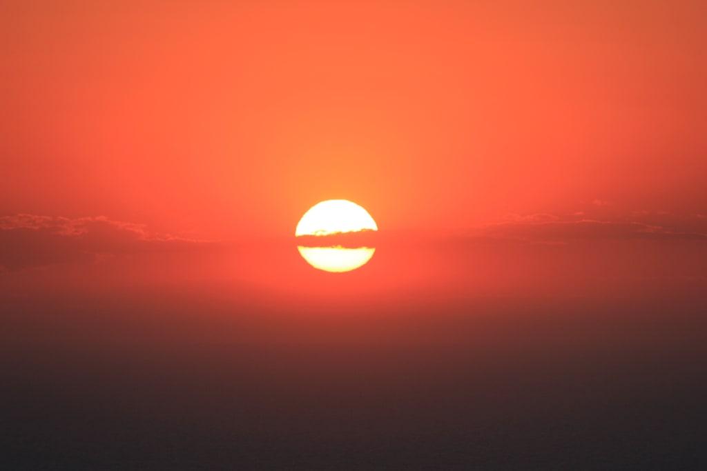 Hiding Behind the Eyes of the Sun
