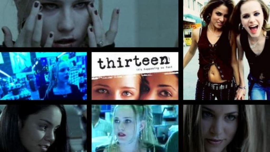 The Cast of 'Thirteen' - Then and Now
