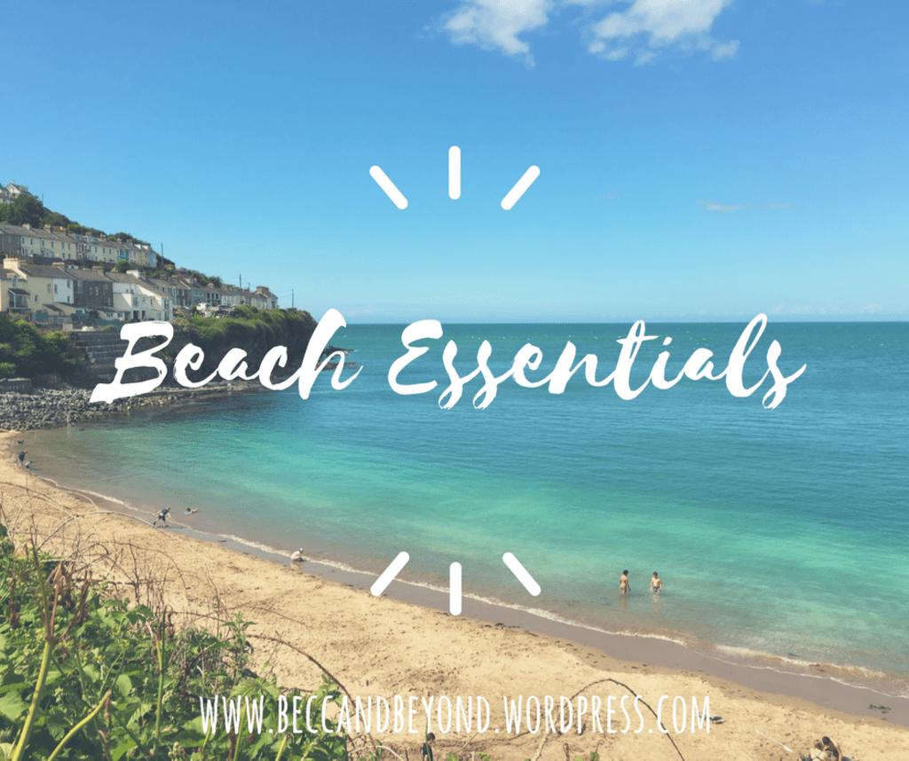 Beach Essentials!