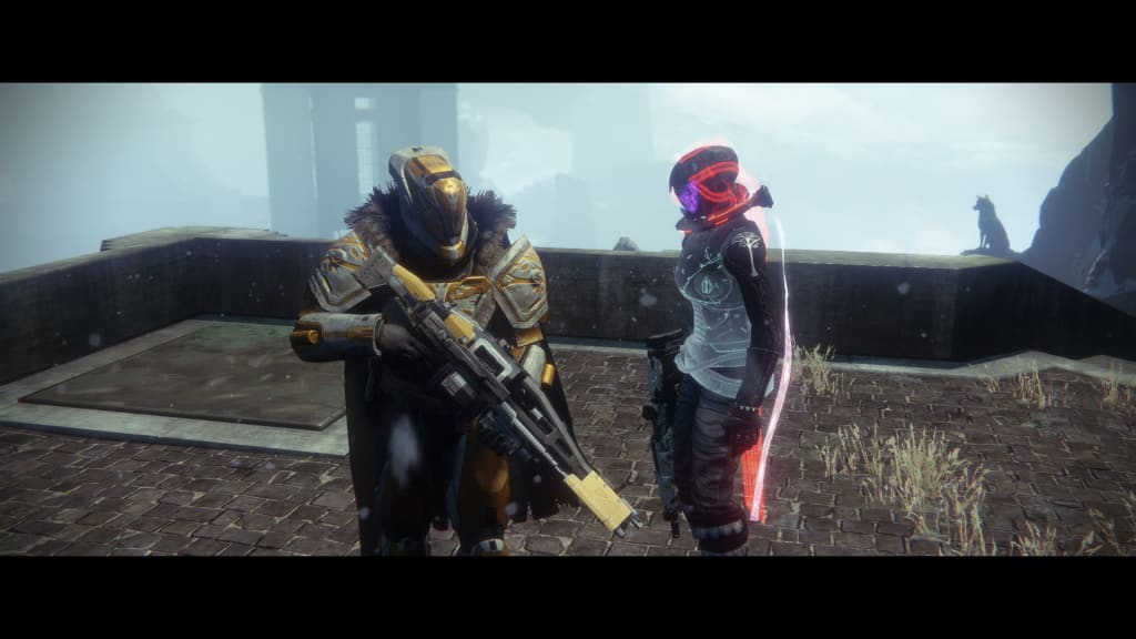 Read The Story Of Saladin And The Iron Lords In Destiny: Rise of Iron (Light Spoiler Warning)