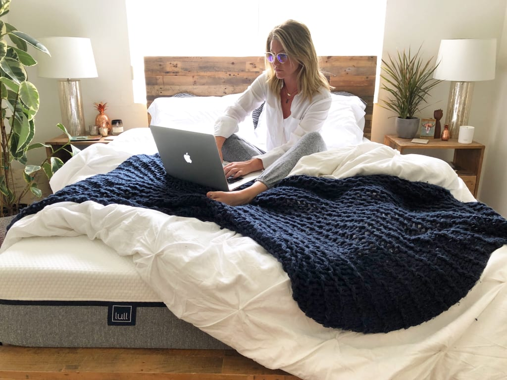The Surprising Science Behind Lull, the Mattress That Will Change the Way You Sleep