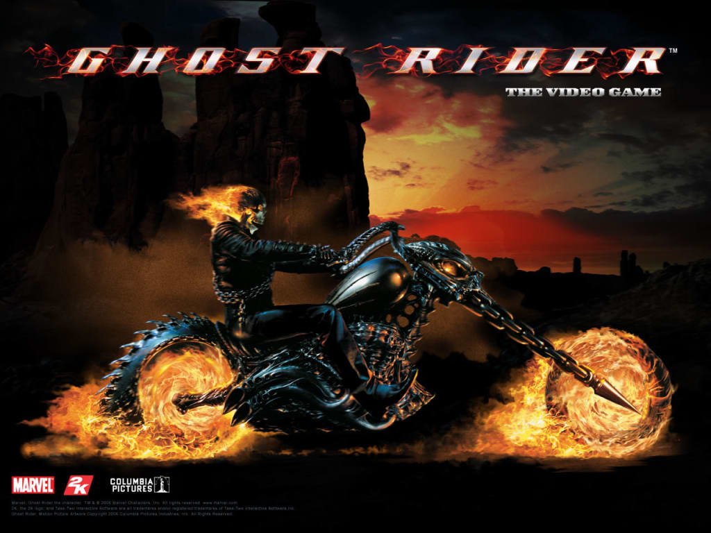 See the 'Ghost Rider' Action Game That Never Saw the Light of Day in New Leaked Footage