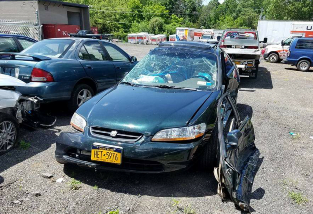 My Car Accident Ruined My Life