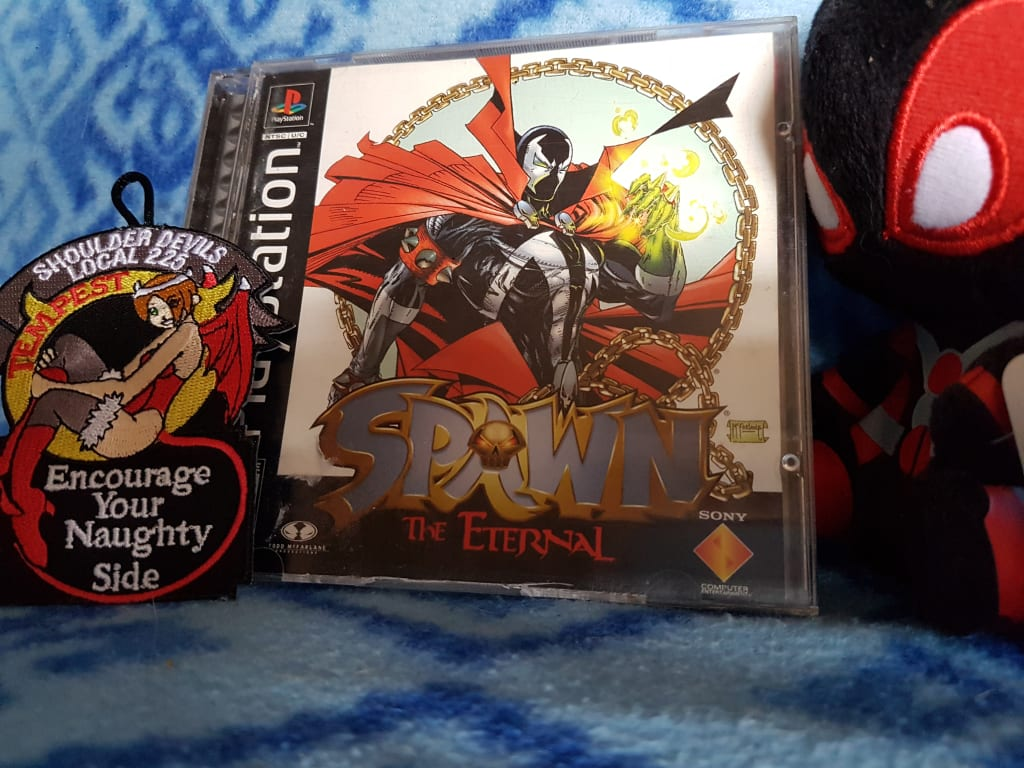 'Spawn: The Eternal' PS1 Review