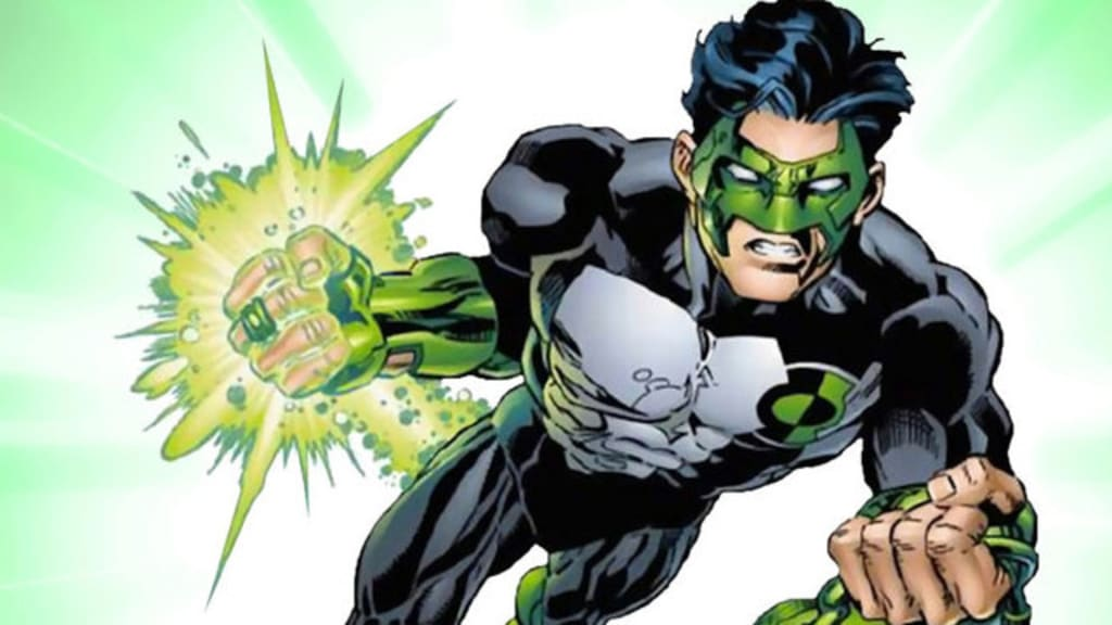 Report: Kyle Rayner Will Be Featured in 'Green Lantern Corps' And Matt Damon Is Up for Hal Jordan