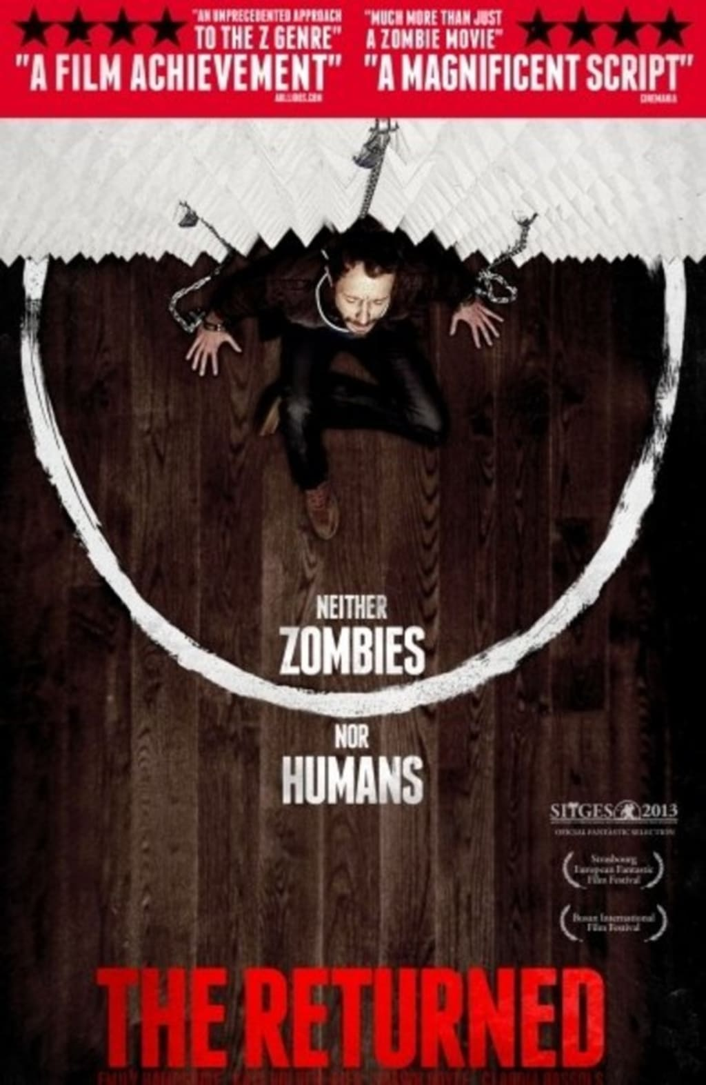 Reed Alexander's Horror Review of 'The Returned' (2013)
