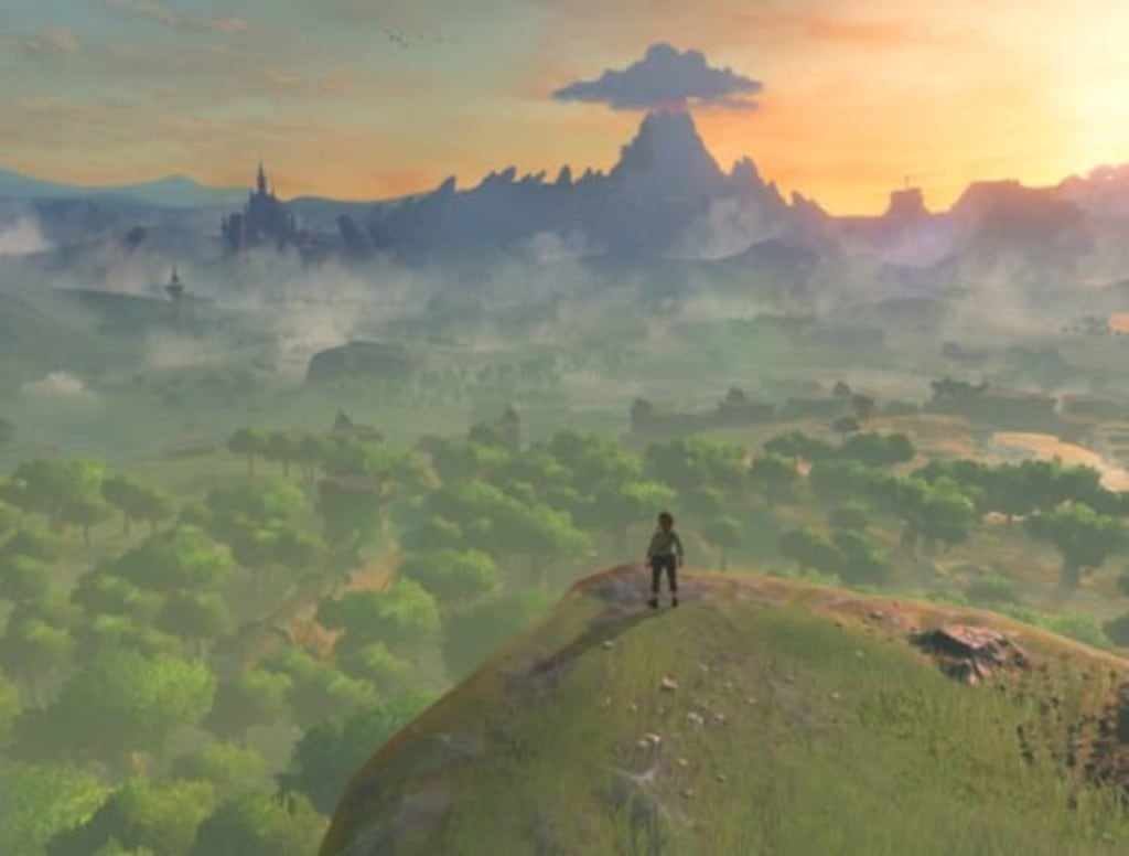 Why 'Zelda: Breath of the Wild' Will Probably Be My Favorite Game in the Series