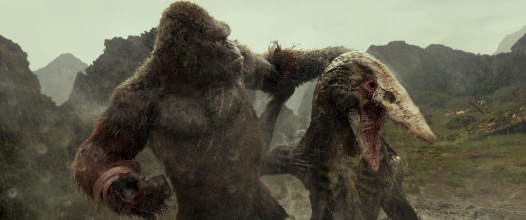Live-Action King Kong Series Based On 'King Of Skull Island' Books Is Currently In Development