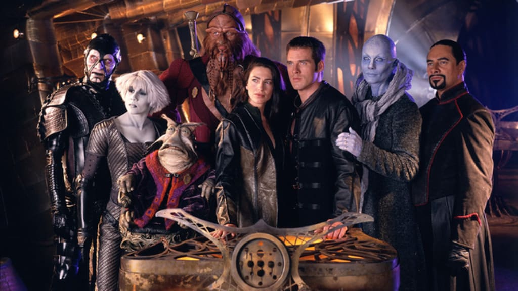The Most Underrated Sci-Fi Series Ever