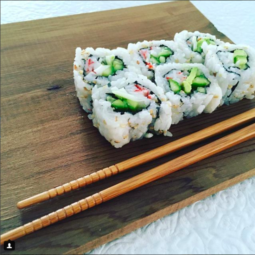 Is the Sushi You're Eating Really Sushi?