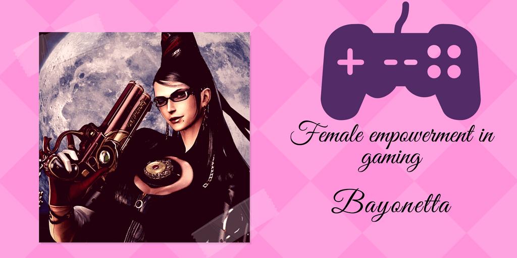 Bayonetta's Female Empowerment