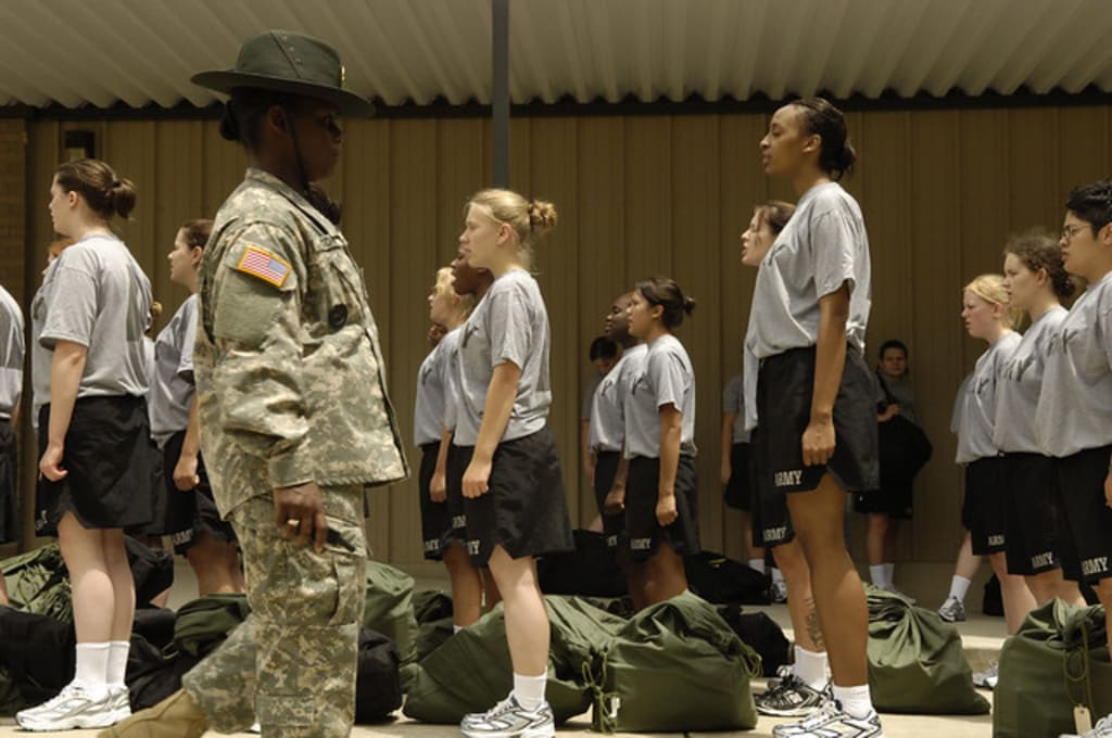 5 Challenges Females May Face in the Army