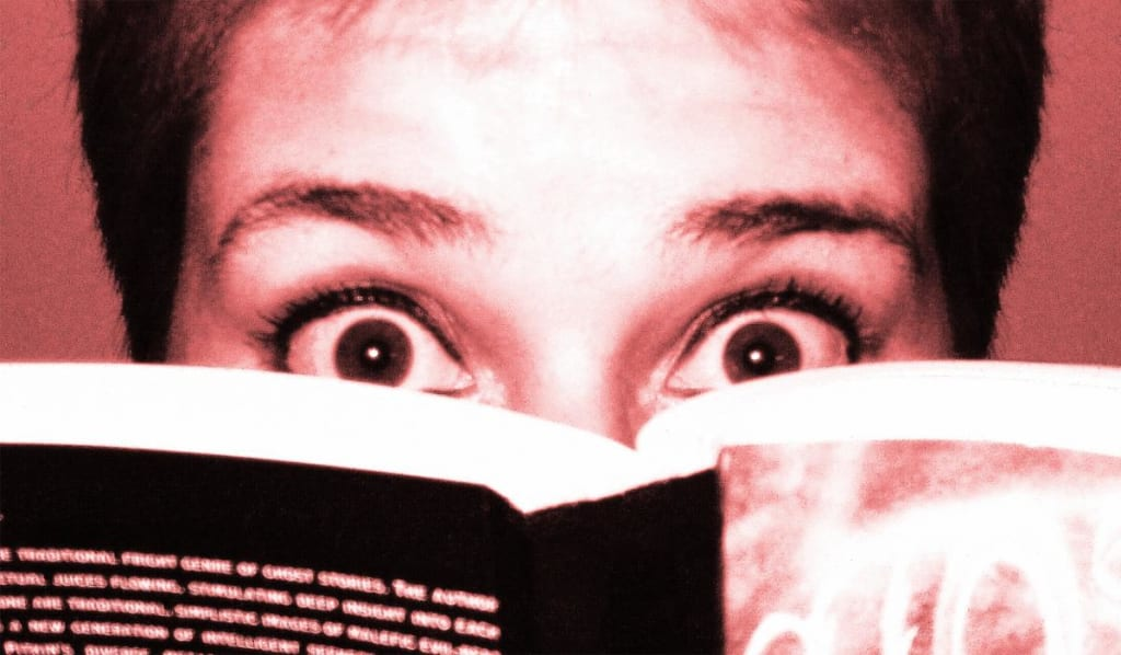 10 Most Disturbing Books Ever Written