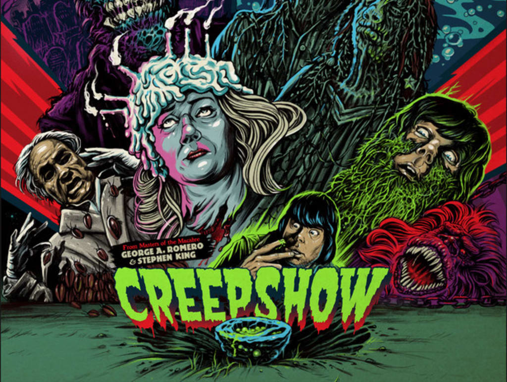 Love 'Creepshow'? Prepare Yourself For 'Just Desserts: The Making of Creepshow'