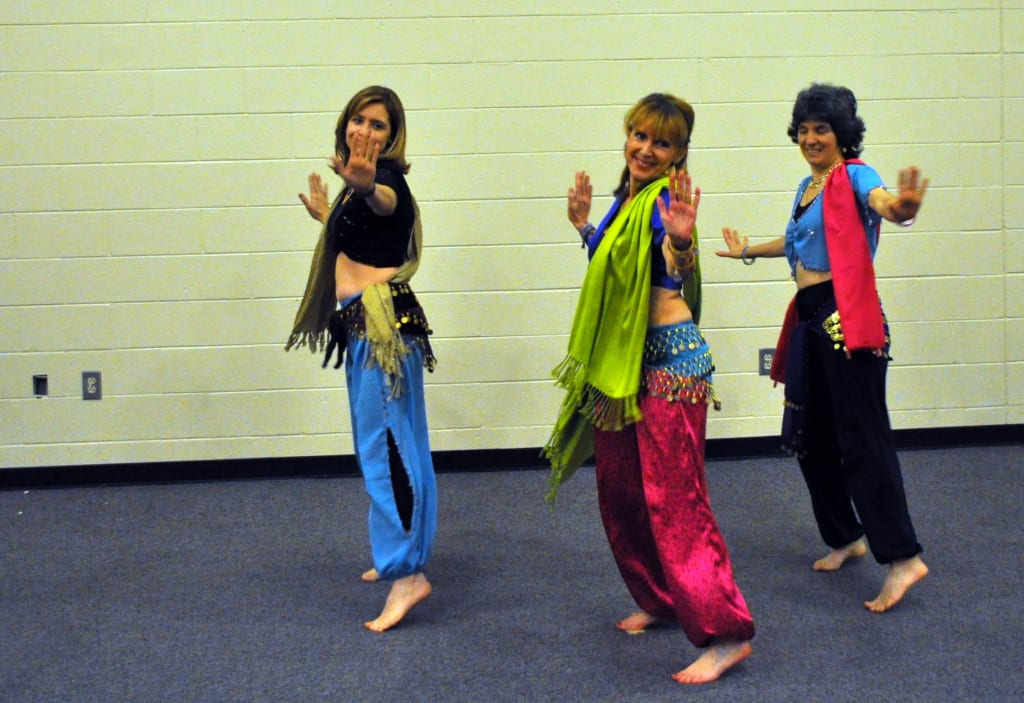 Gina Bergamini Brings Belly Dance and Fitness to Westchester Women