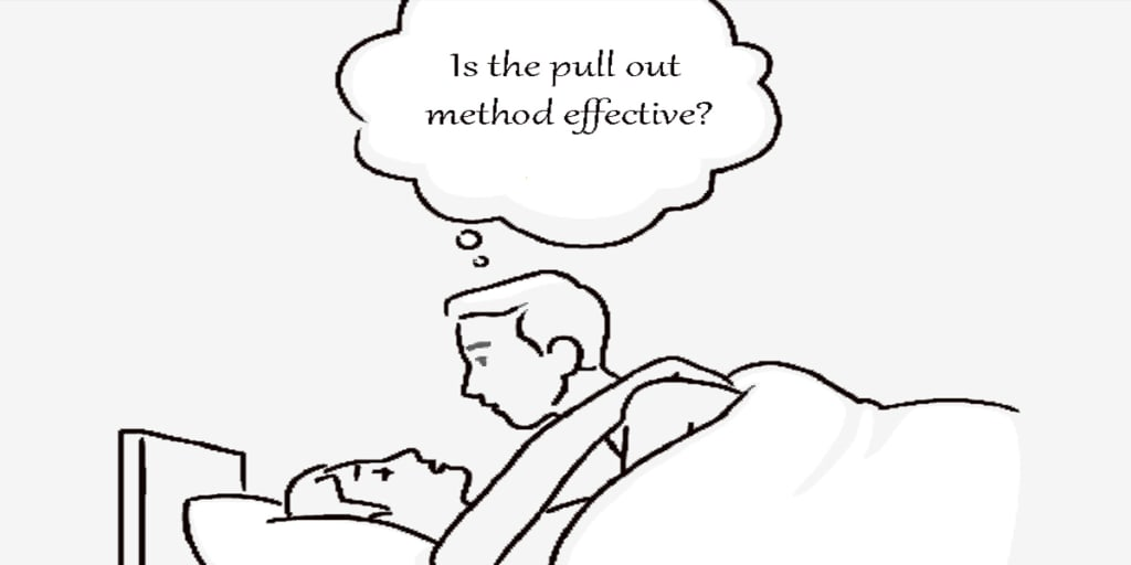can you get pregnant with pull out method