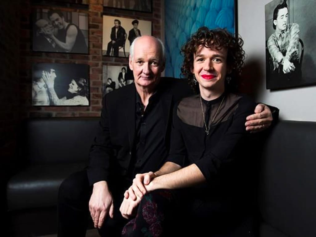 Colin Mochrie On Supporting His Transgender Daughter