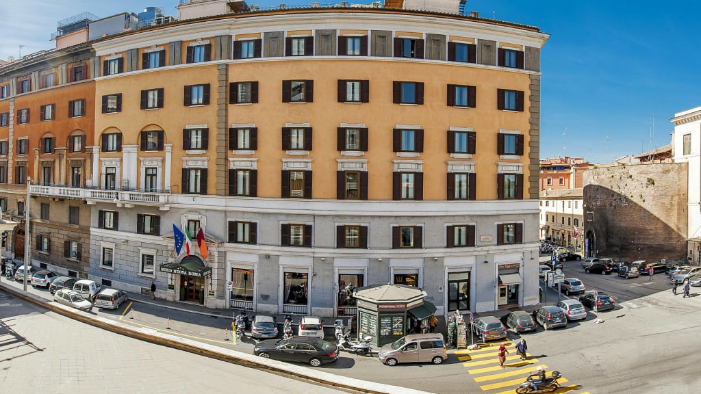 A Review of Hotel Nord Nuova in Rome, Italy