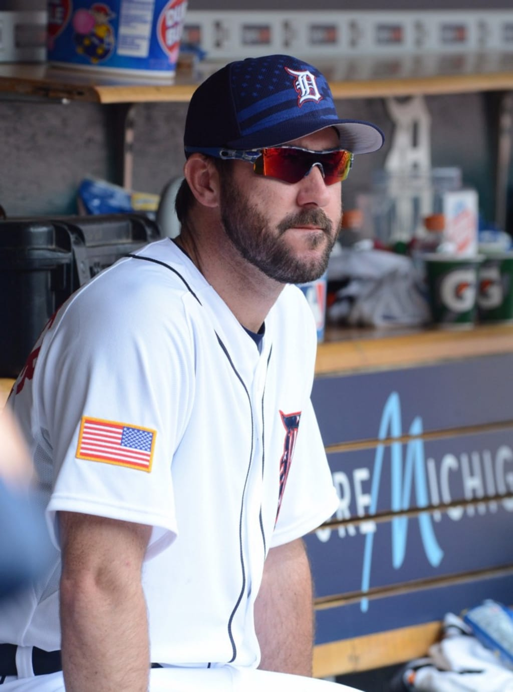 With Clayton Kershaw Out, Justin Verlander Could Be the Answer for the Dodgers
