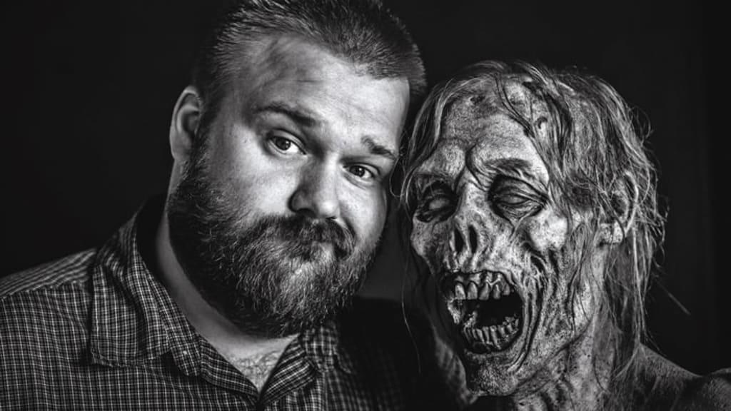 Robert Kirkman: A Life of Comic Horror