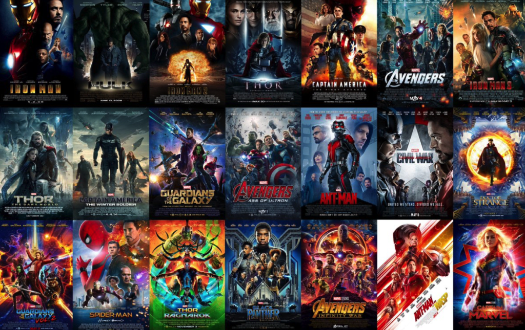 All 21 MCU Movies Ranked from Worst to Best