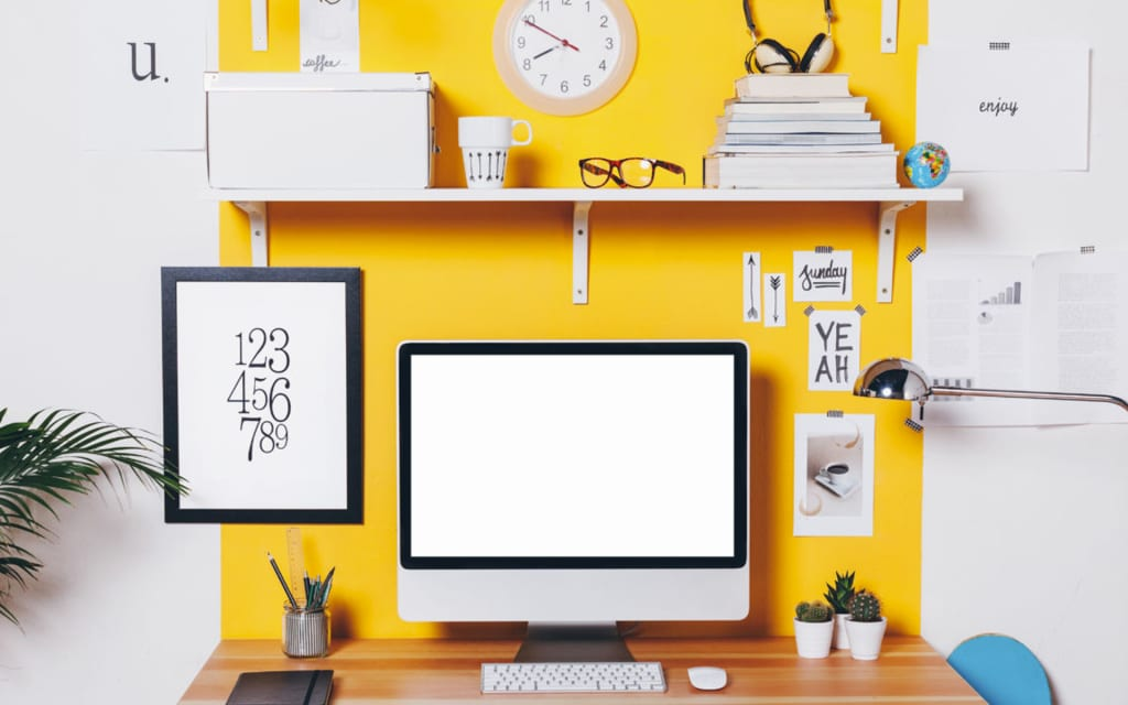 Tips for Creating the Optimal Work Space