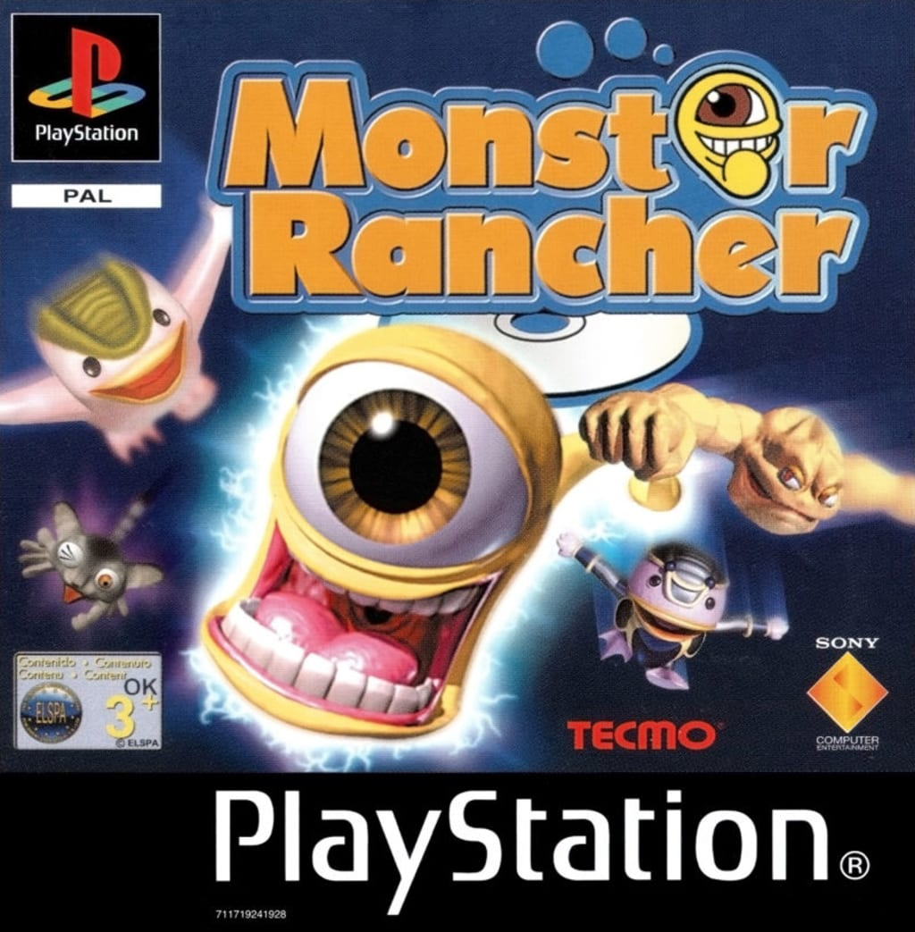 'Monster Rancher': A Long Forgotten Classic