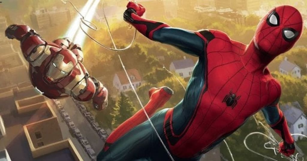 Tom Holland Confirms Fan Theory: Yes, That Was Peter Parker As A Little Boy In 'Iron Man 2'