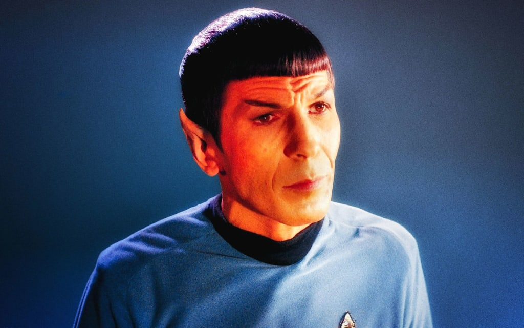Remembering Star Trek's Leonard Nimoy