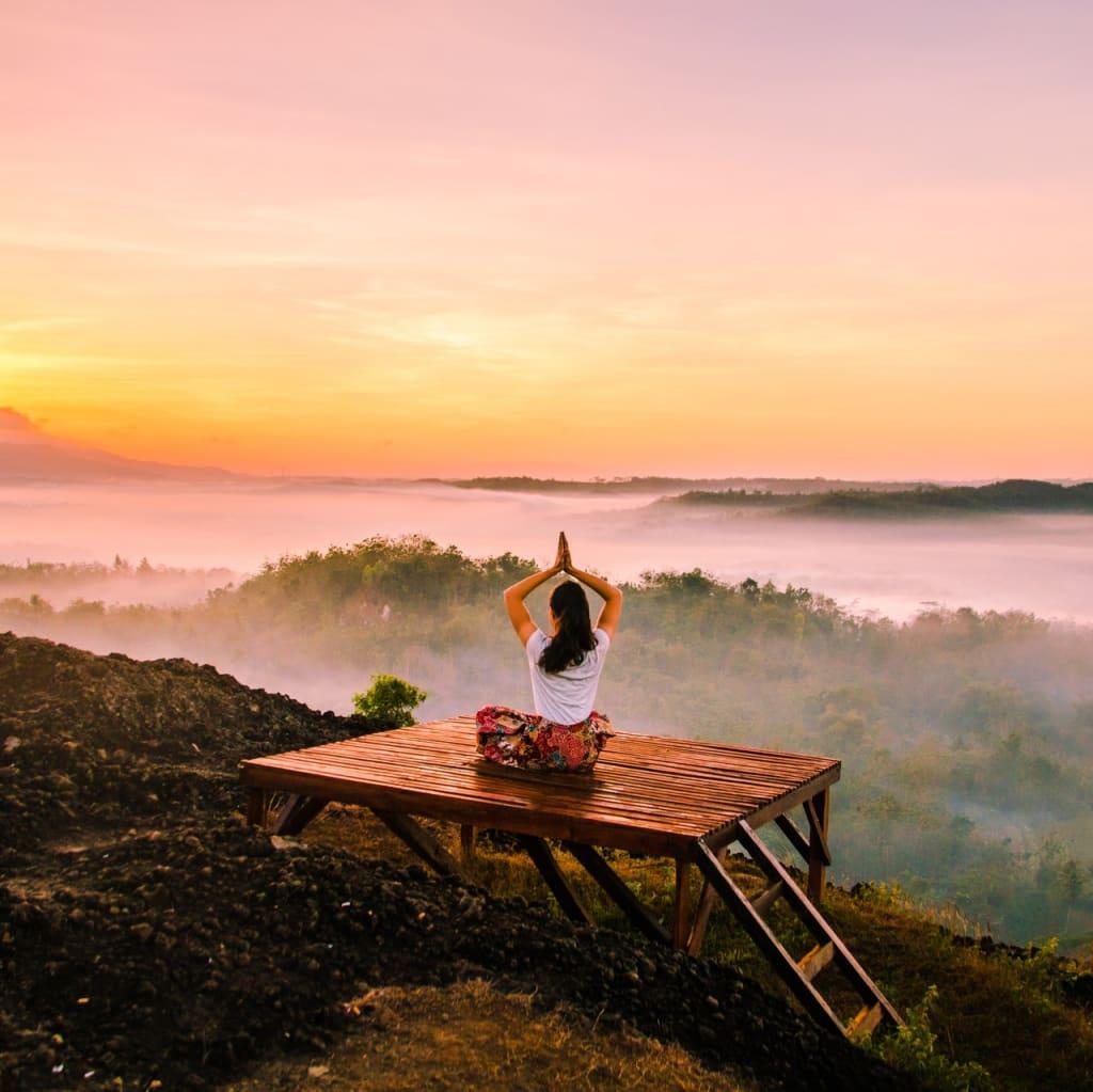 Four Benefits of Yoga Practice
