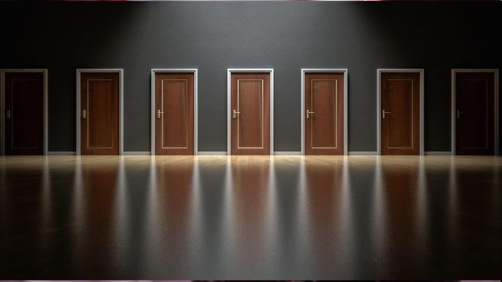 Open-Mindedness Opens Life's Doorways