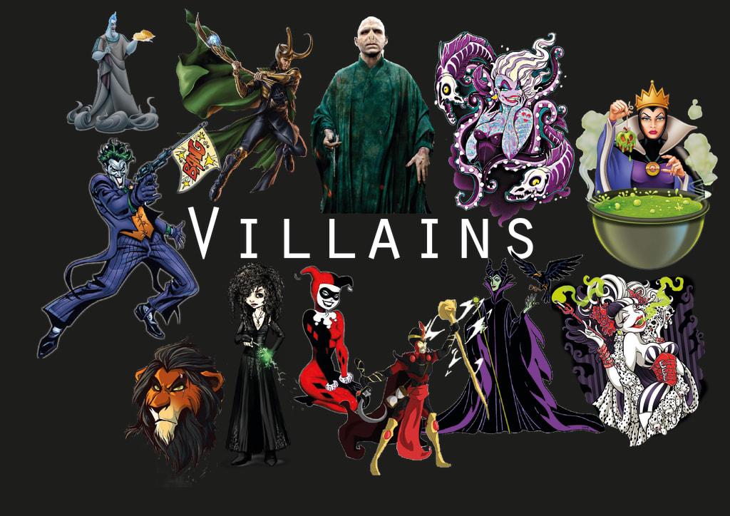 Writing Villains
