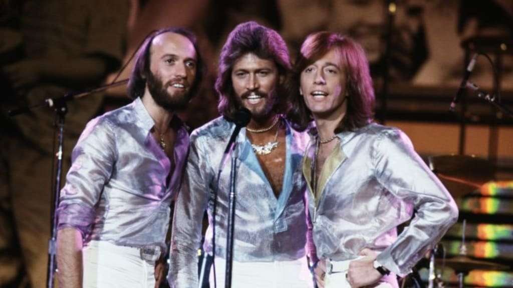 The Music of The Bee Gees