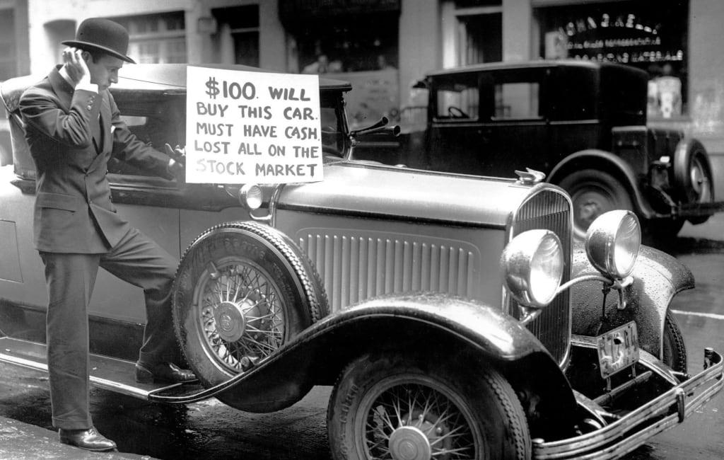 Worst Stock Market Crashes in US History