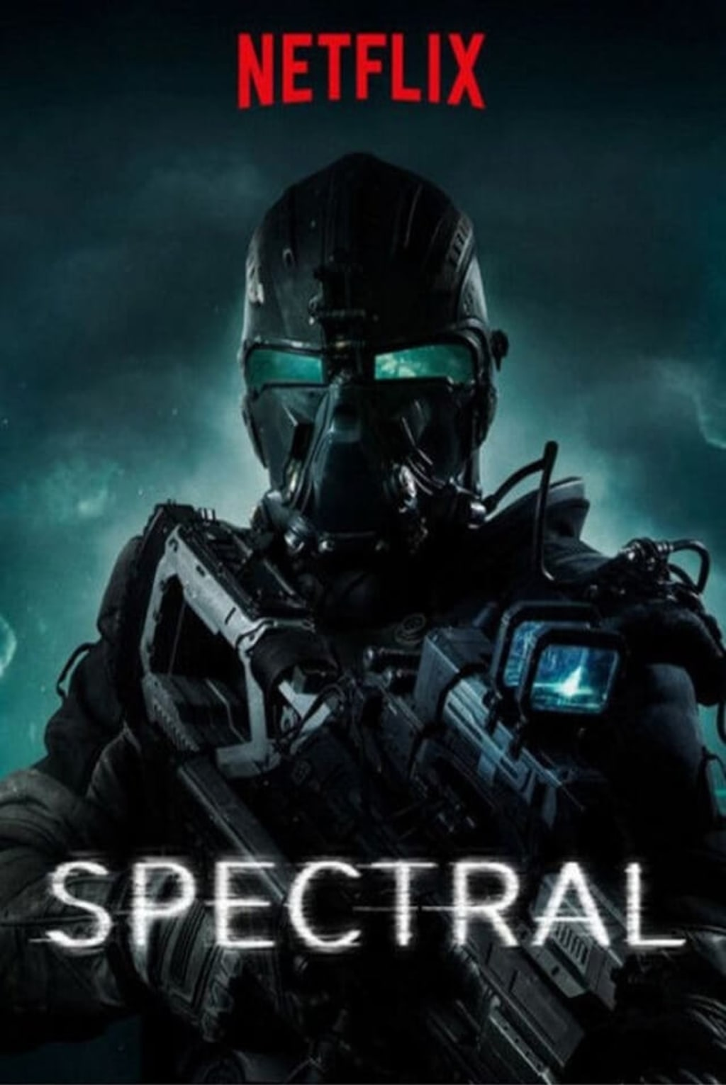 Reed Alexander's Horror Review of 'Spectral' (2016)