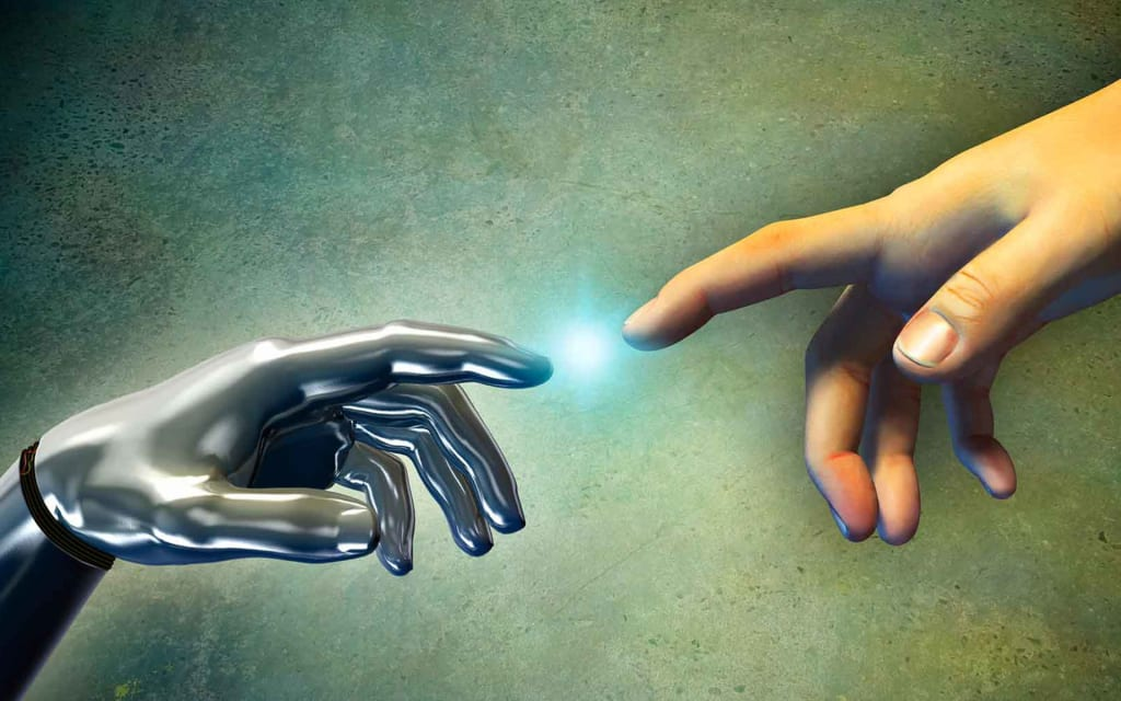 Preparing for our Posthuman Future of Artificial Intelligence