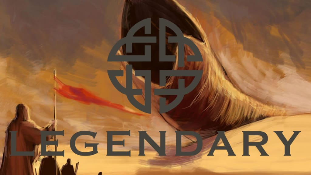 Looking Forward to Legendary 'Dune'
