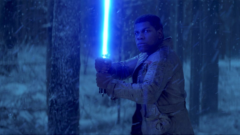 Finn's Journey In 'Star Wars: The Last Jedi' Will Get Even More Complicated