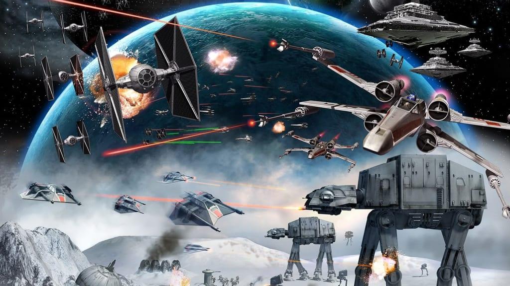 Coolest 'Star Wars' Spaceships