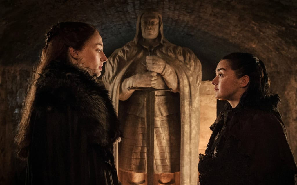 7 'Game of Thrones' Fan Theories About the Crypts of Winterfell